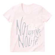 No Tapping No Life Tシャツ ver.spring