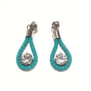 chain&bijoupierced /BLUE