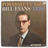 Bill Evans Trio – Portrait In Jazz(Riverside Records – RLP 12-315)mono