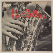 The Herb Geller Sextette ‎– The Herb Geller Sextette(EmArcy ‎– MG 36040)mono