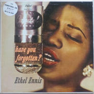 Ethel Ennis ‎– Have You Forgotten?(Capitol  ‎T 1078)mono