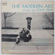 Zoot Sims – The Modern Art Of Jazz(Dawn – DLP-1102)mono