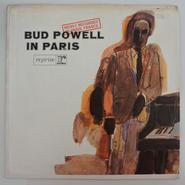 Bud Powell  – Bud Powell In Paris (Argentina  Reprise 12-473) mono