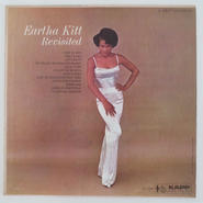 Eartha Kitt ‎– Revisited(Kapp Records ‎– KL-1192)mono