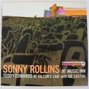 Sonny Rollins /  Teddy Edwards With  Joe Castro  – At Music Inn / At Falcon's Lair