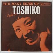 Toshiko Akiyoshi – The Many Sides Of Toshiko( Verve Records – MGV-8273)mono