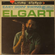 Larry Elgart / Easy Goin' Swing (RCA Camden CAS 575) stereo