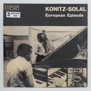 LEE KONITZ, MARTIAL SOLAL – European Episode(伊Campi Records – SJG 12002)stereo