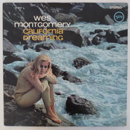 Wes Montgomery – California Dreaming(Verve Records – V6-8672)stereo