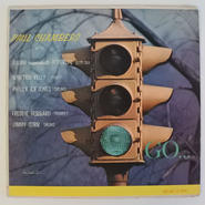 Paul Chambers  – Go(Vee Jay Records – LP 1014)mono
