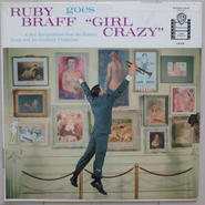 Ruby Braff  ‎– Ruby Braff Goes Girl Crazy(Warner Bros. 1273)mono
