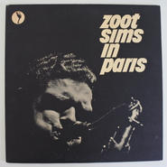 Zoot Sims – Zoot Sims In Paris(United Artists Records 15013 )stereo