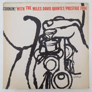 The Miles Davis Quintet ‎– Cookin' With The Miles Davis Quintet(Prestige 7094)mono
