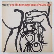 The Miles Davis Quintet – Cookin' With The Miles Davis Quintet(Prestige 7094)mono