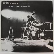 Charles Mingus – Music Written For Monterey 1965... ( East Coasting EC 12.001) mono