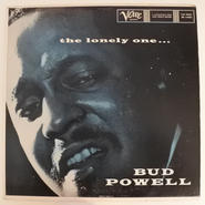 Bud Powell ‎– The Lonely One(Verve Records ‎– MG V-8301)mono