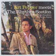 Art Pepper – Meets The Rhythm Section(Contemporary Records – C 3532)mono