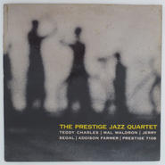 The Prestige Jazz Quartet – The Prestige Jazz Quartet  (Prestige 7108) mono