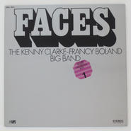 Kenny Clarke - The Francy Boland Big Band / Faces 17 Men & Their Music(仏MPS 15019)stereo