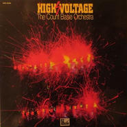 The Count Basie Orchestra ‎– High Voltage(仏 MPS 15054)stereo