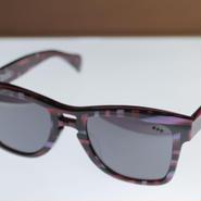 kush 80's pattern series/pink/mirror