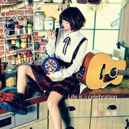 Life is a celebration - CD Album