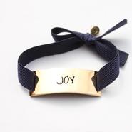 "Charm Bracelet ""Joy"" - Gold"