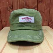 Round House WorkCap #12247 Green