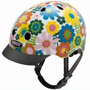 NUTCASE ヘルメットLITTLE NUTTY In Bloom(インブルーム) サイズXS