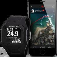 RIP CURL SEARCH GPS ウォッチ(リップカール サーチ GPS 時計)