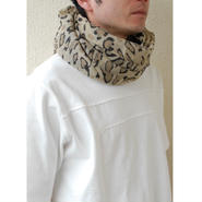 Rhythmor〔リズモア〕レオパードスカーフ