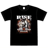 RISE113 バンタム級タイトルマッチ記念Tシャツ