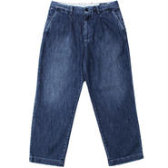 "RICCARDO METHA(リカルド メッサ)""1TUCK DENIM EASY TROUSER"""