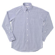 INDIVIDUALIZED SHIRT(インディビジュアライズドシャツ)SEER SUCKER CHECK/Z14NBC