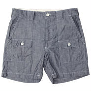 "Engineered Garments(エンジニアードガーメンツ)""Ranger Short - Cone Chambray"""