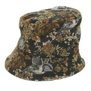 "Engineered Garments(エンジニアード ガーメンツ)""Bucket Hat - Hummingbird Jacquard"""