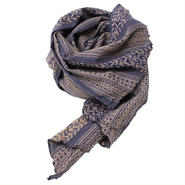 "Engineered Garments(エンジニアード ガーメンツ)""Long Scarf - Multi St. Jacquard"""