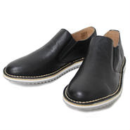"NEPCO FOOTWEAR(ネプコ フットウェア)""Ripple Sole Suede Slip-On - Smooth"""