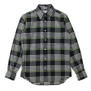 INDIVIDUALIZED SHIRTS(インディビジュアライズドシャツ)-1869 FLANNEL CHECK standard fit -050EBP