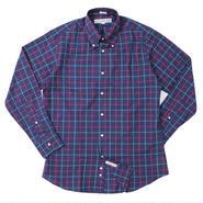 INDIVIDUALIZED SHIRT(インディビジュアライズドシャツ)1911 CHECK STANDARD FIT /M69NBP