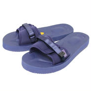 "NEPENTHES(ネペンテス)""Suicoke / Purple Label Slide-In Sandal w/ A-B Vibram"" B.Purple"