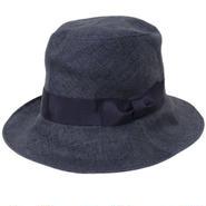 """KIJIMA TAKAYUKI(キジマ タカユキ)""""PAPER CLOTH BRIM HAT [No.161344]"""""""