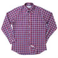 INDIVIDUALIZED SHIRT(インディビジュアライズドシャツ)1911 CHECK STANDARD FIT /A07RBP