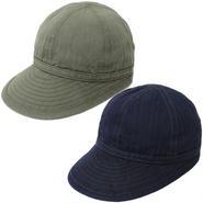 "Nigel Cabourn(ナイジェルケーボン)""BASIC CAP[HERRINGBONE]"""