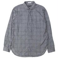 "Engineered Garments(エンジニアードガーメンツ)""Rounded Collar Shirt - Brushed"""