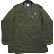 """South2 West8(サウスツーウエストエイト)""""Sherpa Jacket - Paraffin Coating"""""""