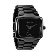 【NIXON】 THE CERAMIC PLAYER <All Black>