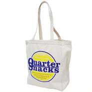 "QUARTERSNACKS(クォータースナックス)""Magazine Tote Bag"""