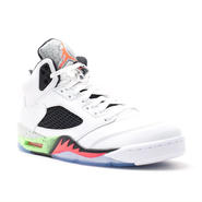 NIKE (ナイキ) エア ジョーダン 5 レトロ NIKE AIR JORDAN 5 RETRO 【PRO STARS】WHITE/INFRARED 23/ 136027-115