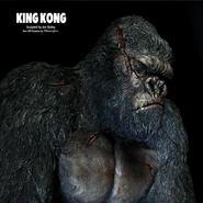 KING KONG 完成品